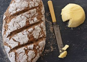 Cooking Lessons: The morning after the morning after: going cold turkey with some really good rye bread