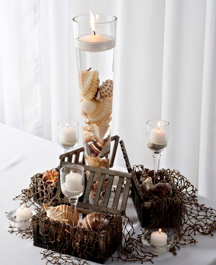 wedding ideas pinterest 1000 ideas about nautical table centerpieces on 27719