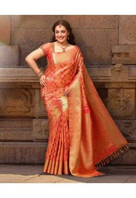 Pure Silk Sarees NM002
