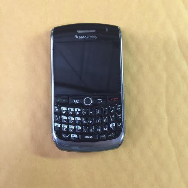 Blackberry Curve 8900 (AT&T) GSM QWERTY Titanium Smartphone *No Battery* #BlackBerry #Bar
