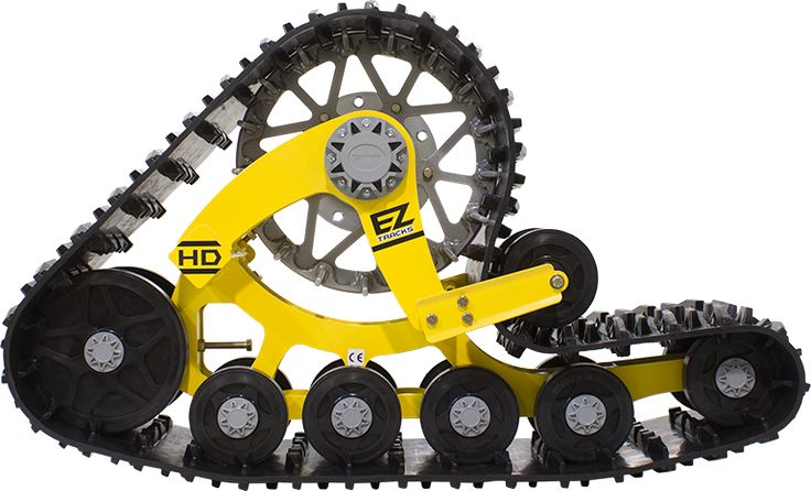 Mattracks | Tracks » LiteFoot ATV » EZtracks Series » EZ HD | Ultimate Off Road System