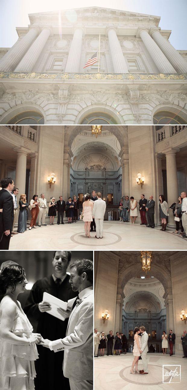 Courthouse Wedding   Edyta Szyszlo Photography