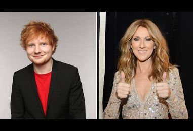 Ed Sheeran and Celine Dion to perform at Billboard Music Awards  http://www.iomoio.co.uk