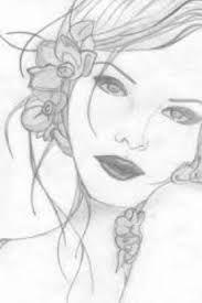 Resultat De Recherche D Images Pour Image Femme Visage Dessin
