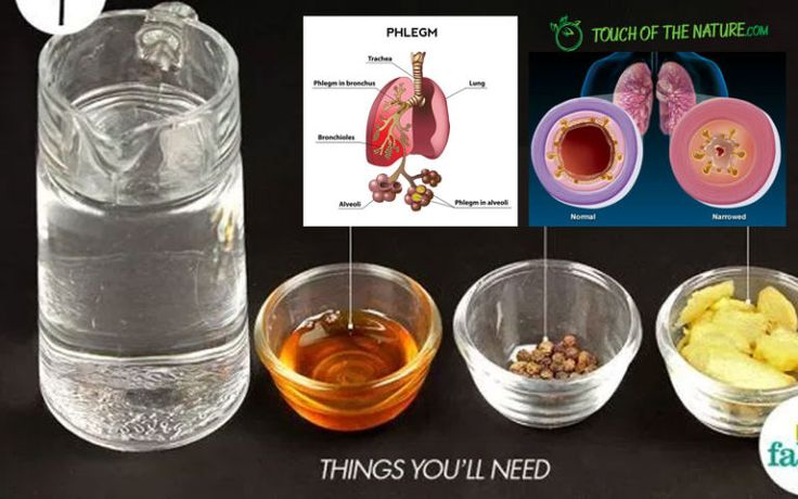 how to get rid of mucus in throat instantly