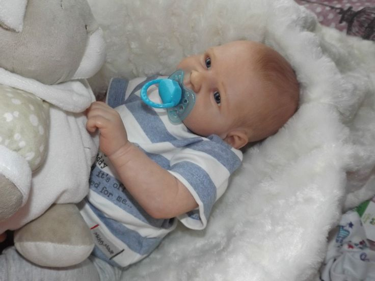 Reborn Baby doll boy beautiful ~ stephen ~ JUST IN TIME FOR CHRISTMAS!!!! | eBay