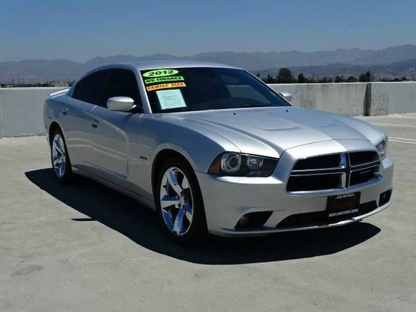 2012 Dodge Charger RT MAX Navigation, BACK UP CAMERA, Heated/Cooled Seats,