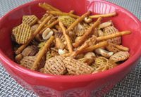 Home made chex mix
