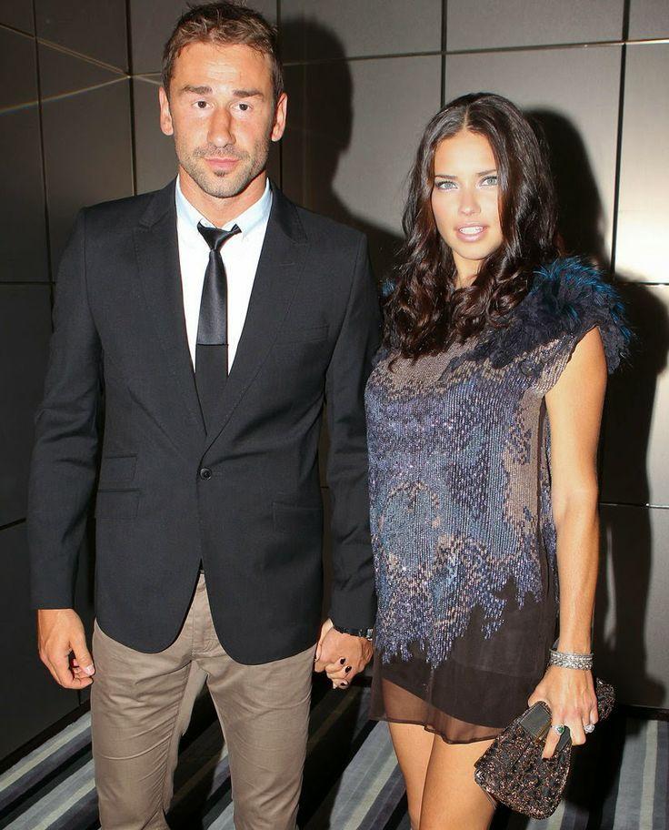 Chatter Busy: Adriana Lima And Husband Marko Jaric Split