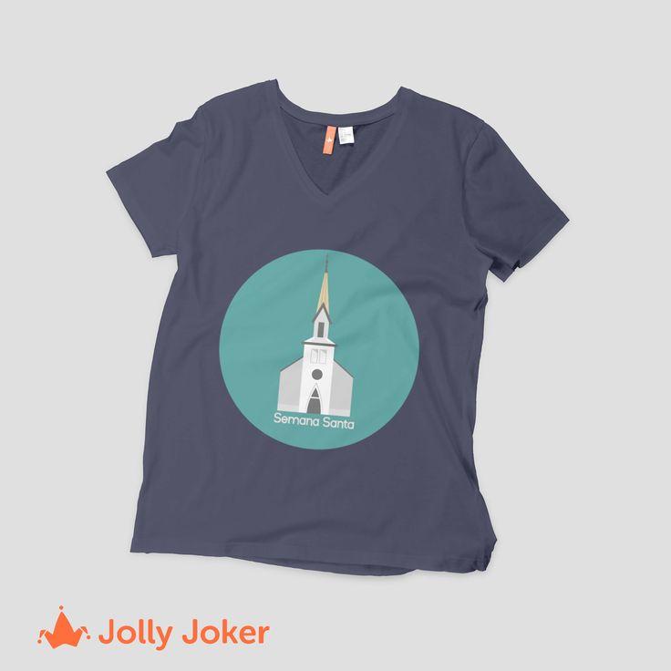 Mandar a estampar tus camisetas para la Semana seria una idea genial, pero también puedes tomarte unas fotos geniales con tu familia o amigos y tener un lindo recuerdo plasmado en tus camisetas personalizadas cristianas
