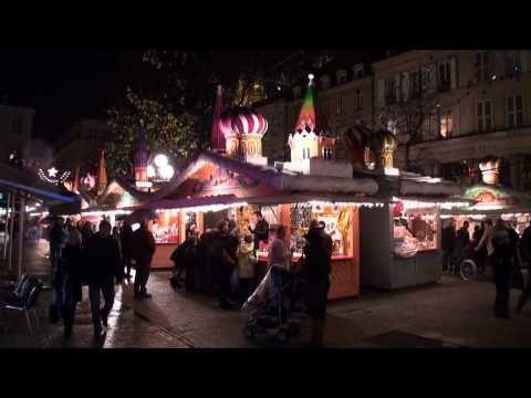 Празднование Рождества и рождественские ярмарки в Лотарингии