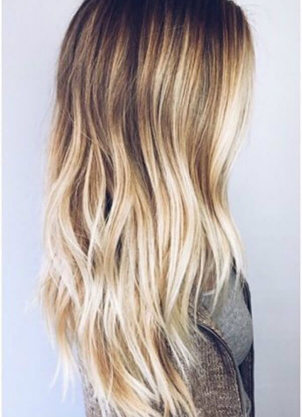 40 Blonde Ombre Hair Color Ideas in 2018