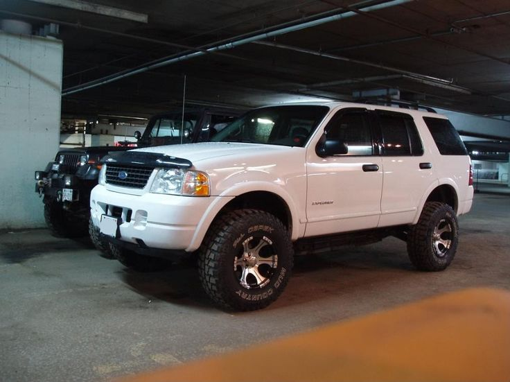 "3""Suspension, 3""body ,and 285/75s :D - Ford Explorer and Ranger Forums ""Serious Explorations""®"