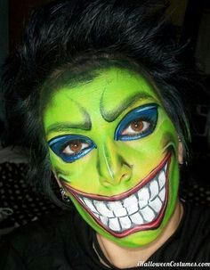 halloween make up idea