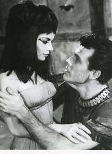 GORDON SCOTT PASCALE PETIT CLEOPATRE UNE REINE POUR CESAR 1963 VINTAGE PHOTO #6 in DVD, cinéma, Objets de collection, Photos | eBay