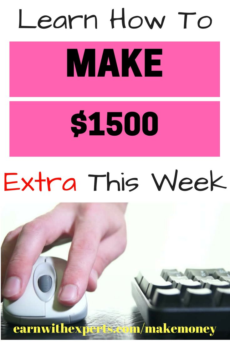 The 25+ Best Earn Money Online Ideas On Pinterest  Make Money From Home, Online  Jobs From Home And Make Money Fast Online