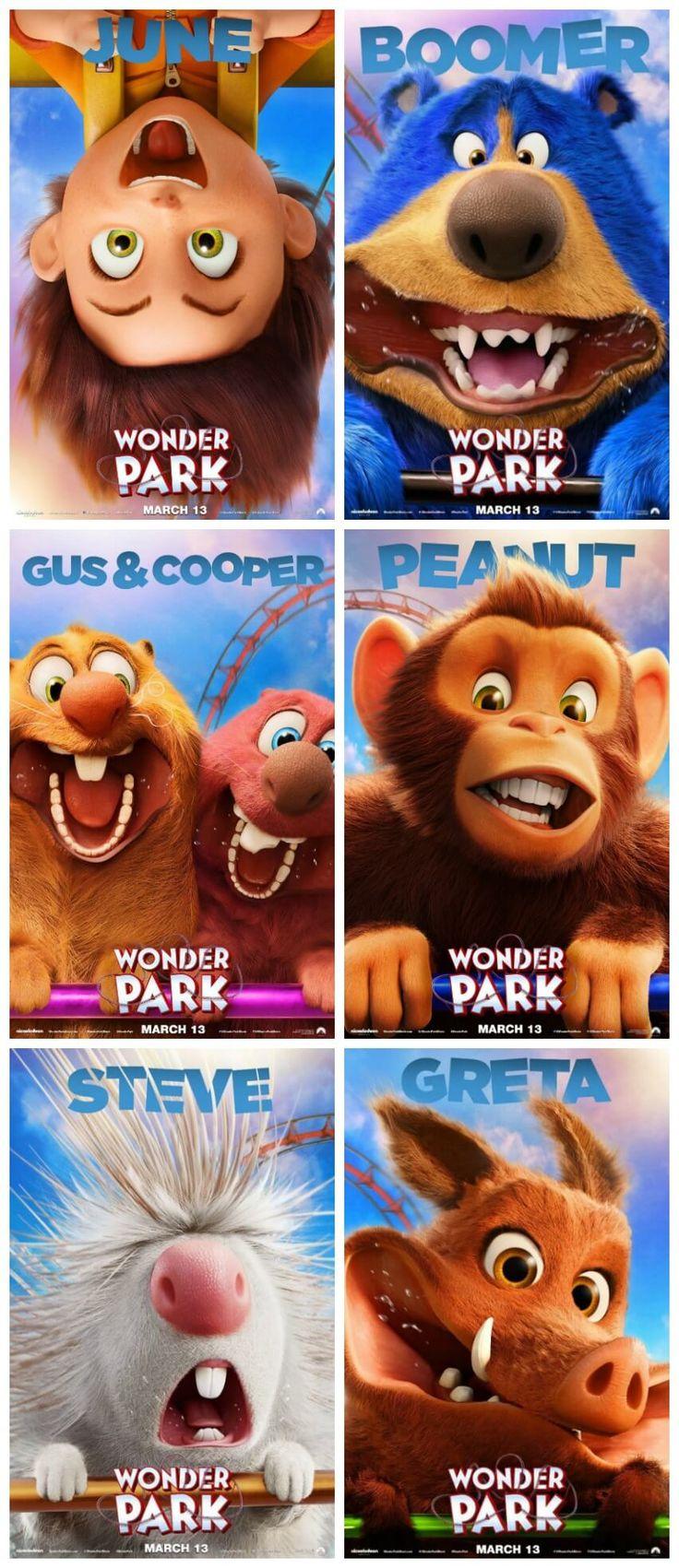 Wonder Park Celebrates Childhood and Imagination 5