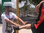 Man hailed a hero after snatching laptop back from a thief in an Armadale JB Hi-Fi