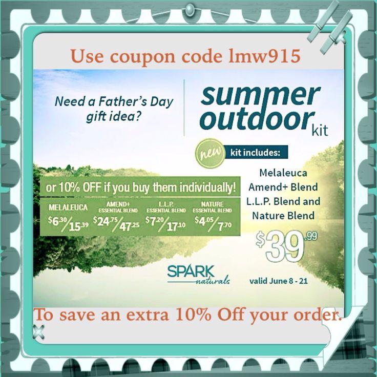 Melaleuca coupon code