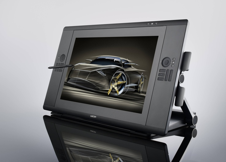 Wacom Cintiq 24HD. I got this recently and it's already revolutionizing my Photoshop workflow. I'm in love. Buy here: http://jcopho.to/bh24hd