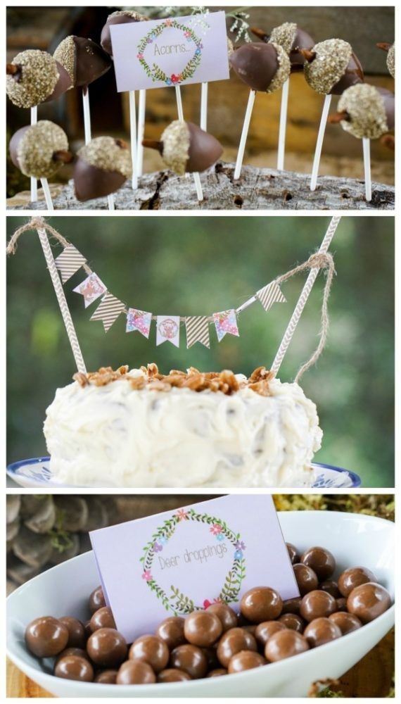 Boho Enchanted Forest Party