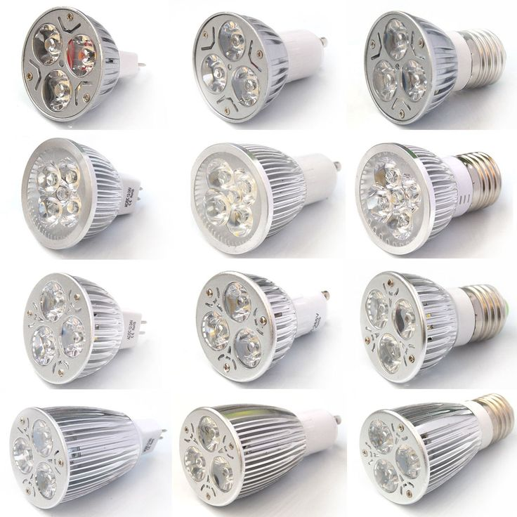 Led Recessed Lighting Bulbs