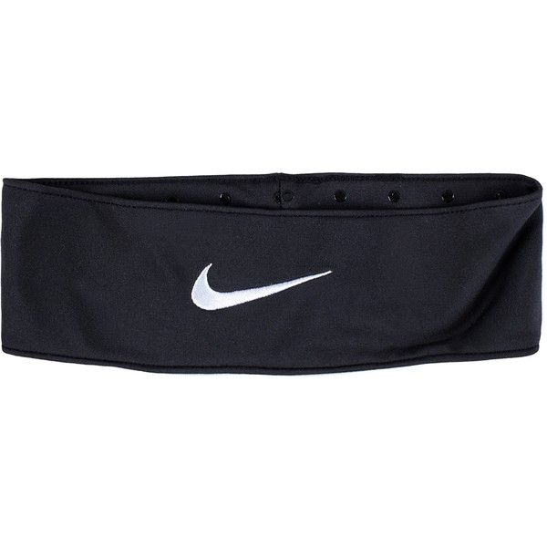 Nike Fury Headband ($31) ❤ liked on Polyvore featuring accessories, hair accessories, fillers, headbands, hair, nike, accessories sport, sports fashion, womens-fashion and head wrap headband