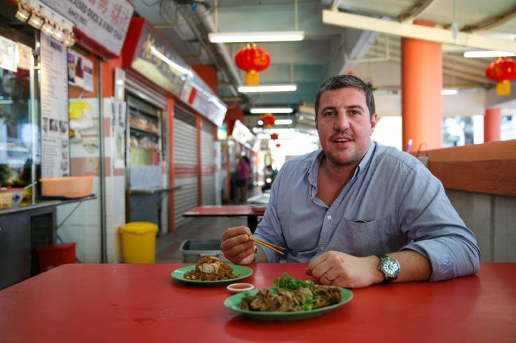 Why Singapore is the world's greatest city for food – by Bibendum head chef Claude Bosi  http://www.telegraph.co.uk/travel/destinations/asia/singapore/articles/singapore-food-guide-claude-bosi/