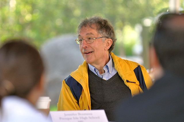 """Howard Gardner and the theory of multiple intelligences. As I always say, """"There's all kinds of smart, people!"""""""