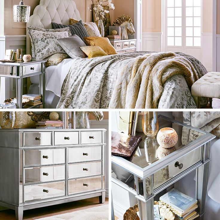 Fresh Looks like a room prepped for a garage sale BUT these pieces of bedroom furniture are