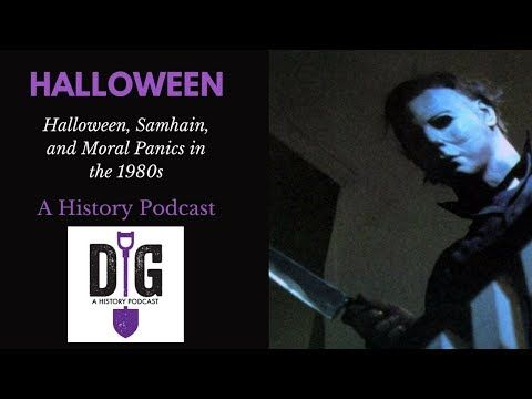 """It's all just a big joke"": Halloween, Samhain, and Moral Panics in the 1980s - DIG"