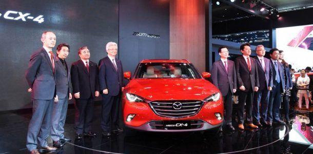 Новый CX-4 2017 года от Mazda совсем скоро поступит в продажу - http://god2017.com/avto/novyj-cx-4-2017-goda-ot-mazda-sovsem-skoro-postupit-v-prodazhu