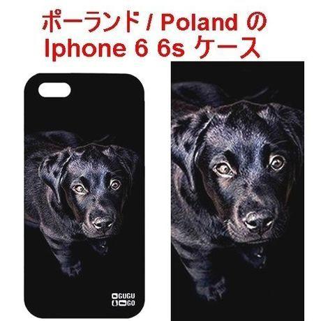 MrGUGU&MissGO ミスターググアンドミスゴー ポーランド の 黒犬 BEST FRIENDS PHONE CASE iphone 6 6s アイフォン シックス ケース ワンコ 海外