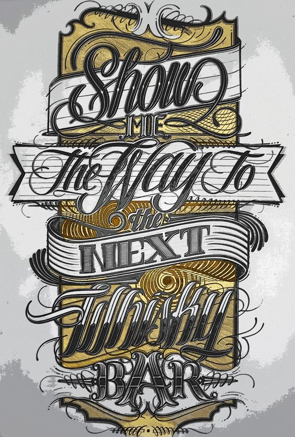 Inspiração Tipográfica #137 - Choco la Design   Choco la Design   Design é como chocolate, deixa tudo mais gostoso.