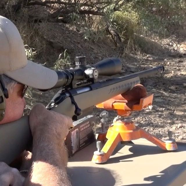 Need a ranch hand with muscle? 💪🏻 Ruger's new American Ranch Rifle in .450 Bushmaster is ready to go to work. Full video @YouTube.com/fmgpubs ➡️Follow us!⬅️ #ruger #american #450bushmaster #ranchrifle #igmilitia