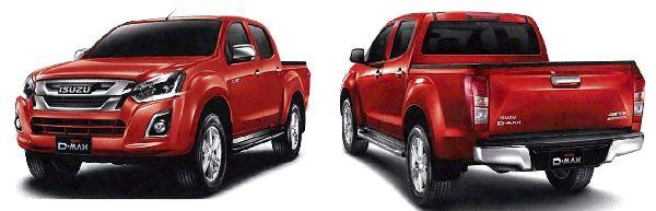 New Look Isuzu D-max LS 4x2 | Auto Search Philippines