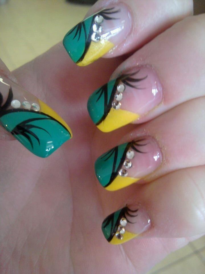 54 best Nail Art images on Pinterest | Nail art tutorials, Nail art ...