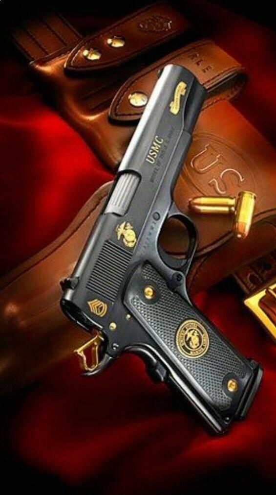 My kind of gun
