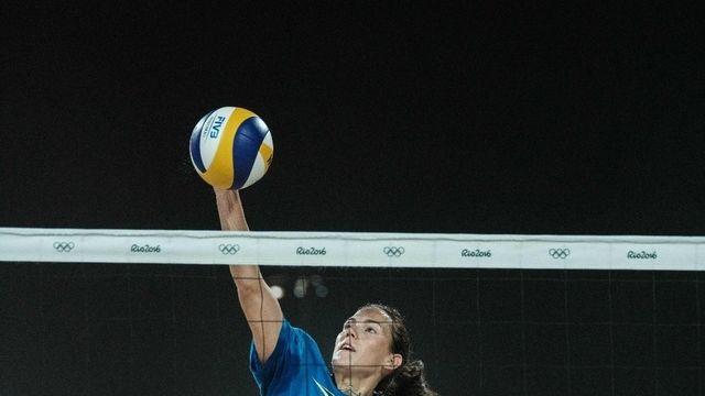Exclusion d'une joueuse de beach-volley pour dopage