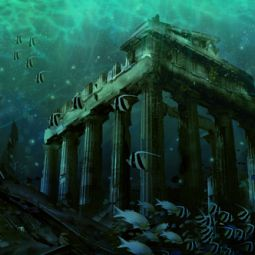 10 Mysterious Underwater Cities you didn't know existed.