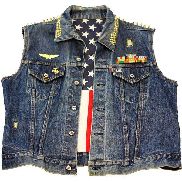 Více než 25 nejlepších nápadů na Pinterestu na téma Jean jacket ...