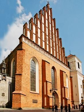 St John's Cathedral - Warsaw