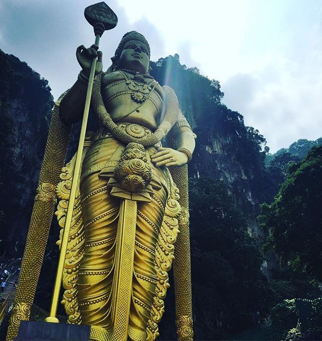 Malaysia Murugan: 27 Best Batu Caves Temple Images On Pinterest