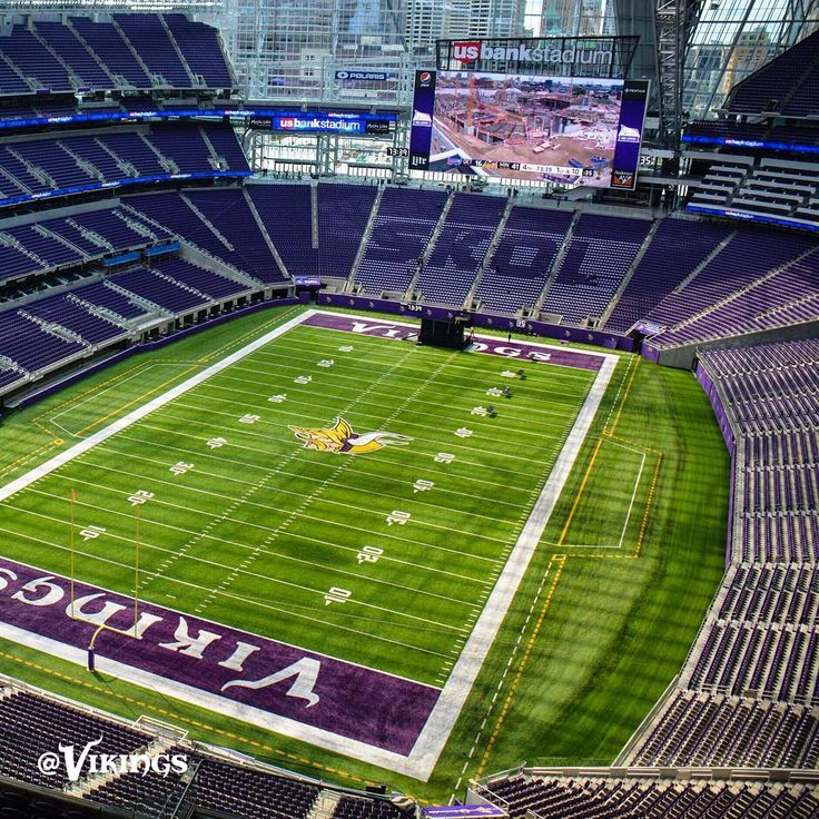 Our new home awaits us. #skol