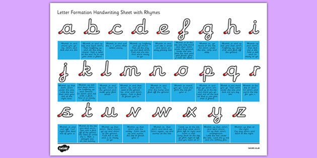 letter formation rhymes 1000 ideas about letter formation on year 2 48868
