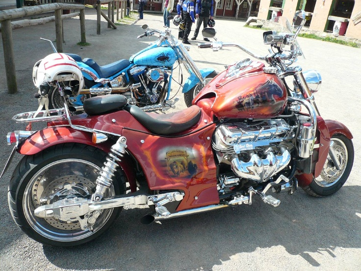 Boss Hog Motorcycle Trikes : Images about boss hoss and v bike lifestyle on