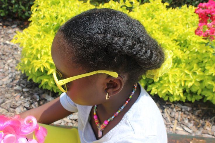 How to Flat Twist Natural Hair WITHOUT Flat Twisting