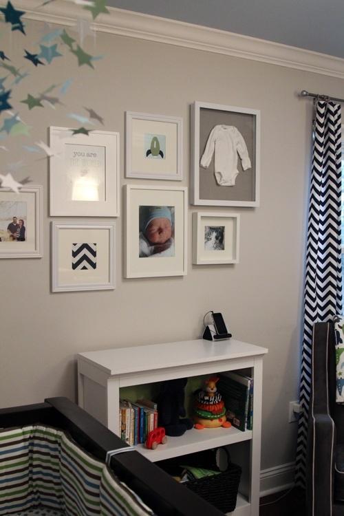 Nursery Inspiration / Inspiration Chambre de bébé