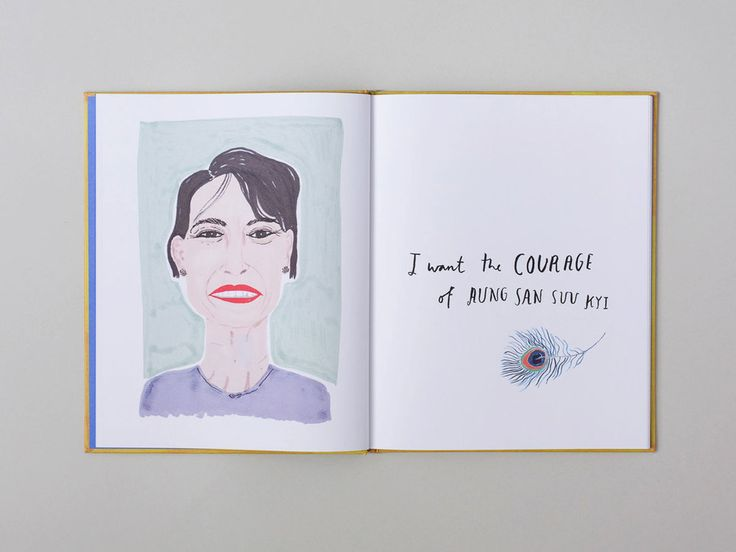 Amazing Babes - a picture book for kids and adults that celebrate strong, powerful and world-changing women.