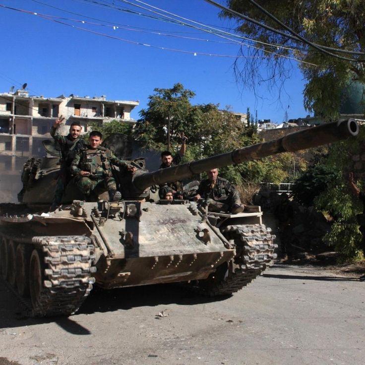 Assad is assembling 10,000 troops for final assault on Aleppo | VICE News